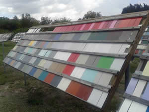 Aluminum Finishing – PVDF Coatings