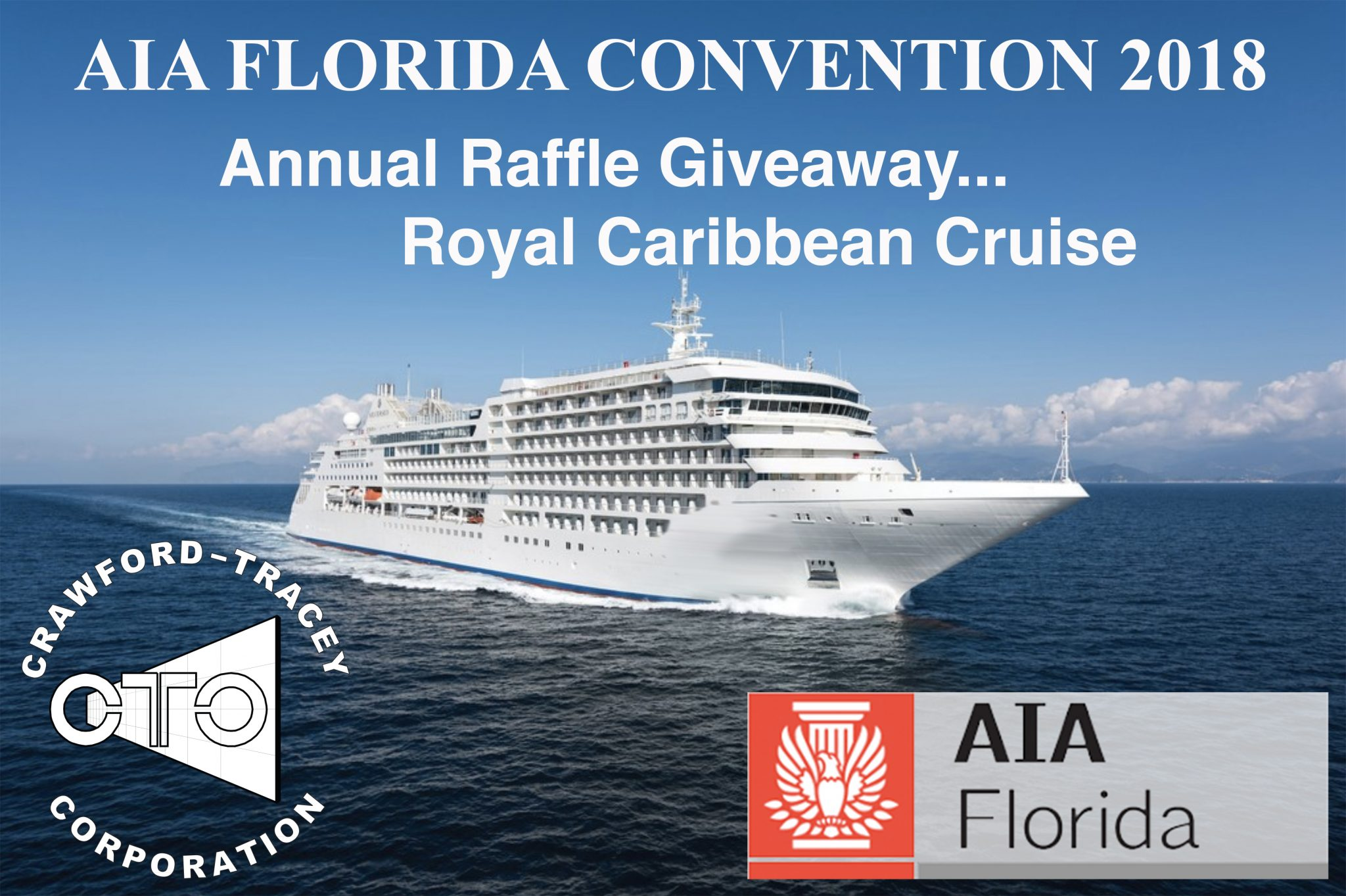 Crawford-Tracey Sponsors AIA Florida Raffle for Eighth